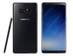 Alleged Galaxy Note8 camera setup