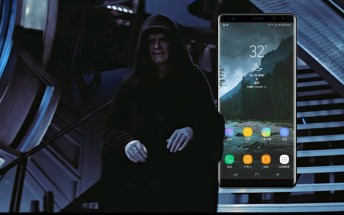 Galaxy Note8 rumored to have Emperor Edition with 256GB of storage