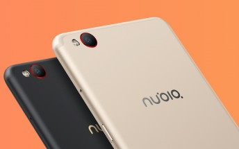 ZTE Nubia N2 to debut on July 5
