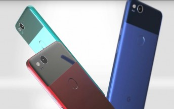 Check out the latest concept video of the Pixel XL 2