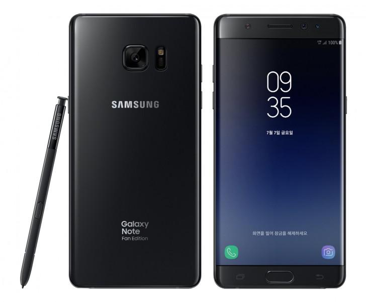 نتيجة بحث الصور عن samsung Galaxy Note Fan Edition