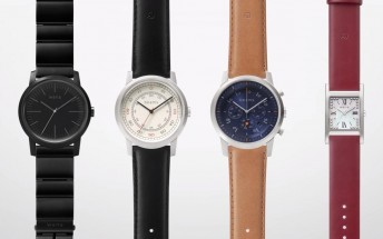 Sony launches new edition of its Wena smart wristwatch
