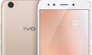 vivo X9s and X9s Plus become official with dual front cameras