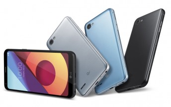 LG Q6 launched in India