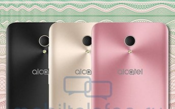Four Alcatel phones leak ahead of IFA: Alcatel A7 XL, A3 Plus and U5 HD