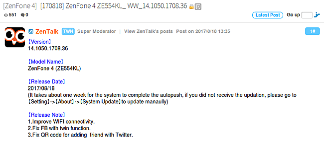 Newly-announced Asus ZenFone 4 and ZenFone 4 Selfie Pro ...