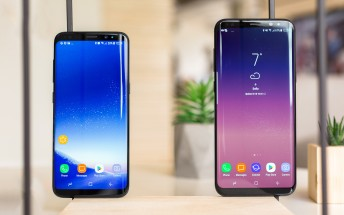 AT&T's Galaxy S8 and S8+ are being updated with August security patch, new features