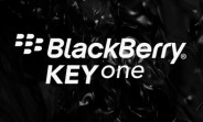 Teaser suggests BlackBerry could show off all-black KEYone at IFA