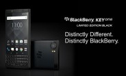 BlackBerry KEYone limited edition black goes on sale in India
