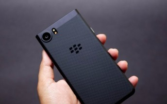 BlackBerry Keyone Black Edition arrives to US online retailers