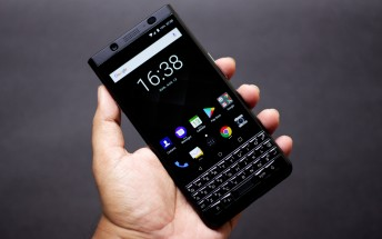 BlackBerry Keyone Black Edition arrives in Singapore