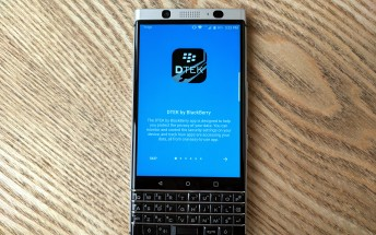 BlackBerry now wants to license out its security-focused version of Android