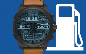 Diesel On Full Guard is the company's first smartwatch