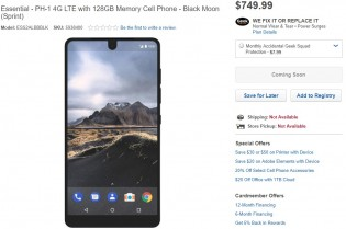 Essential PH-1 on BestBuy