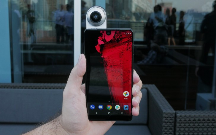 "Essential Phone gets double tap to wake and EIS in ""near future"""