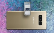 Support page confirms that Galaxy Note8 will have a dual-SIM version