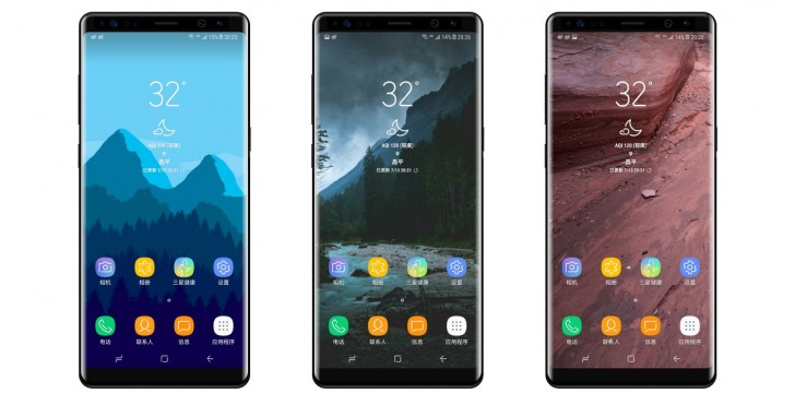 Samsung Galaxy Note8 rumor roundup