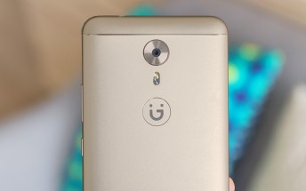 Gionee is working on a phone with an 18:9 near-bezelless screen