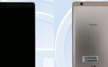 Huawei BG2-U01 (MediaPad T3 7) 3g-tablet gets TENAA certified