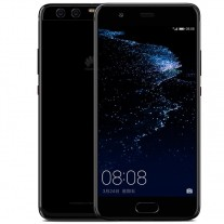 Bright Black Huawei P10 Plus official images
