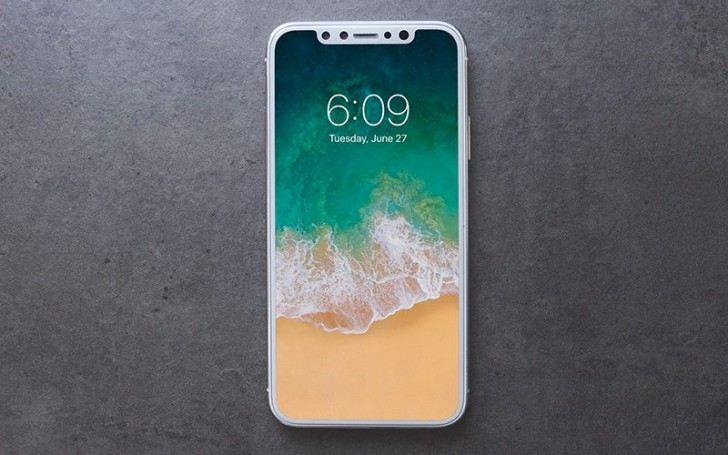 online retailer e7a74 35054 iPhone 8: Gesture controls fully replace the home button, new report ...