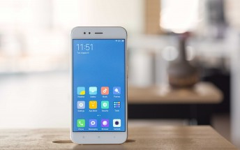Just in: Xiaomi Mi 5X hands-on