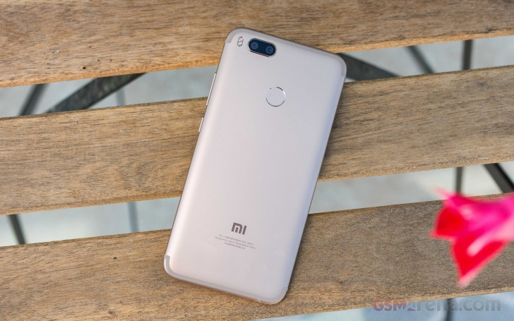 Just in: Xiaomi Mi 5X hands-on - GSMArena com news