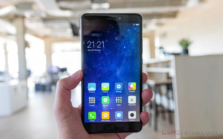 Just in xiaomi mi max 2 hands on news for Ohrensessel 2 hand
