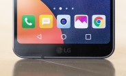 LG teases the V30's 6-inch OLED display