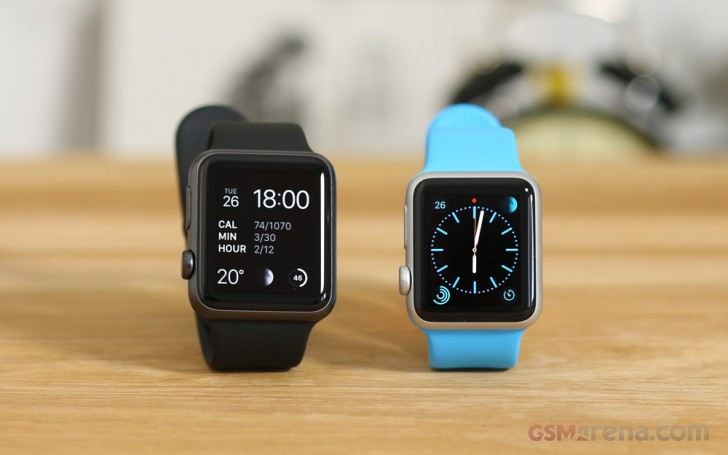 9149077728d2 LTE-enabled Apple Watch Series 3 said to debut by the end of the ...