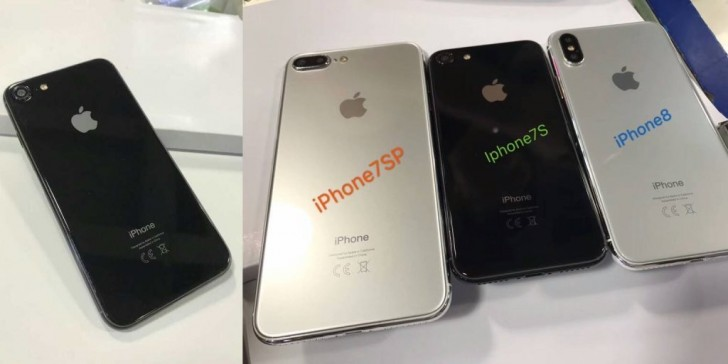 Apple iPhone X: the rumors that ended up wrong - GSMArena