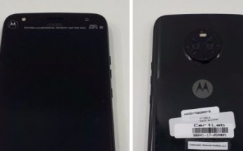 Latest leak shows Motorola Moto X4 from all angles