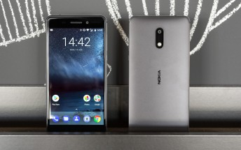 Android 7.1.2 update starts hitting Nokia 6