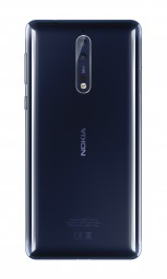 Nokia 8: Polished Blue