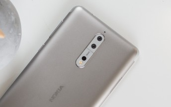 Nokia 8 UK pre-orders are now live, free smartwatch included