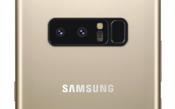 Galaxy Note8's dual rear camera setup detailed in new report