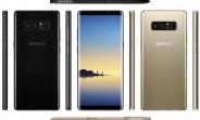 Samsung Galaxy Note8 'final' specs leak in full