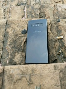 Samsung Galaxy Note8 dummy unit