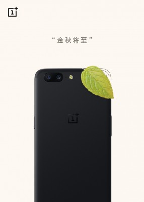 OnePlus 5: Autumn is coming (... and brings mint?)