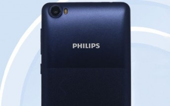 New Philips S310X pops up on TENAA