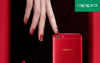 Oppo F3 Red variant launching this week
