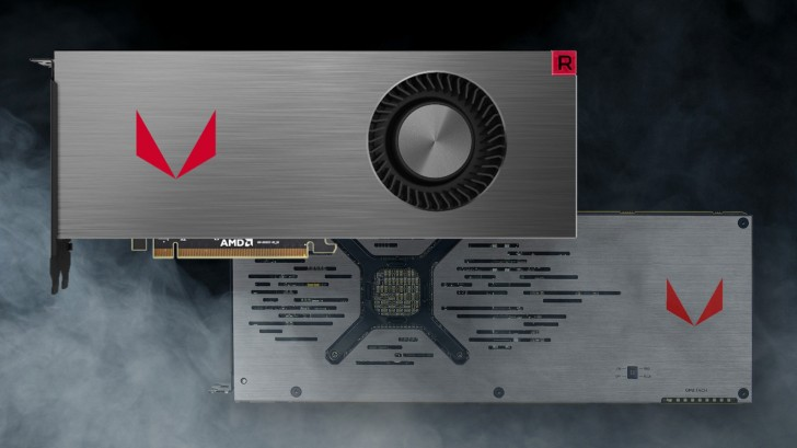 Amd Announces Radeon Rx Vega Series Of Graphics Cards Gsmarena Com News