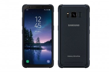 Samsung Galaxy S8 Active in: Meteor Grey