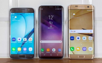 Samsung topped global smartphone shipments in Q2 2017 [Updated]