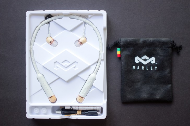 House of Marley Smile Jamaica wireless headphones review - GSMArena