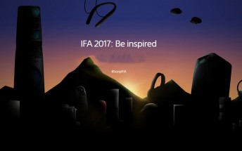 Watch Sony's IFA 2017 event live here
