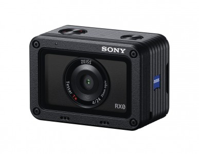 The Sony RX0 is more than an action cam
