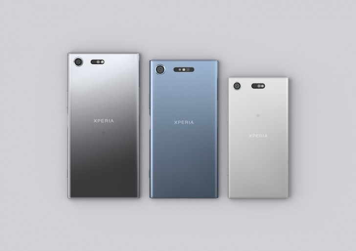 Xperia Xz1 And Xz1 Compact Are Here To Spearhead Sony S