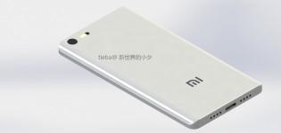 Xiaomi Mi 6C (leaked renders)