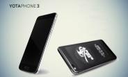 Dual-screen YotaPhone 3 debuts